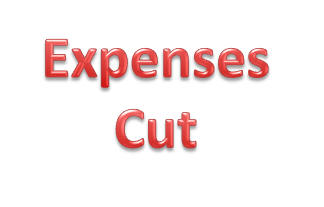 Expenses Cut