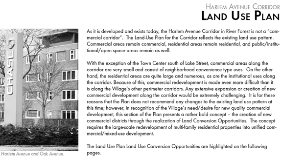 Introduction to Land Use Conversion Opportunities